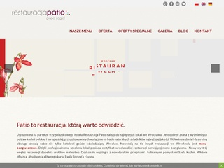 Restauracja Patio - restauracjapatio.eu