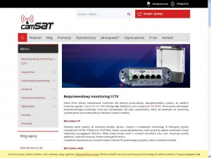 E-camsat.com - Switch PoE do kamer IP