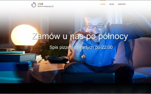 Je24.pl - Pizza on-line