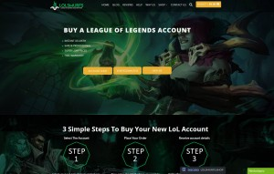 Lolsmurfs.shop - league of legends euw account