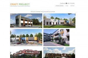 Architekt Legionowo - Craft Project