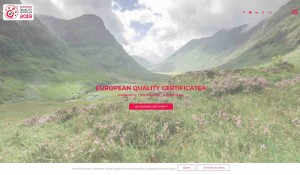 EUROPEAN QUALITY CERTIFICATE®