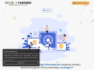 Audyt IT, Audyt RODO - securitypartners.pl