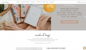 Make It Easy - Plannery i Organizery