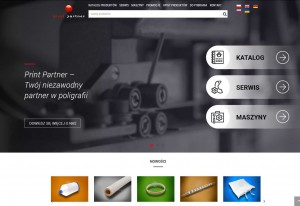 Print-Partner Spare parts and printing materials for Machines and devices