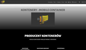 Mobile-container.pl - Producent kontenerów