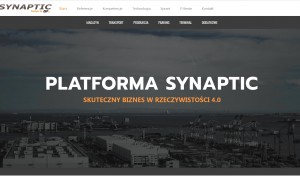 Platforma Synaptic - systemy WMS, MES, TMS, TOS, YMS, AMS i RMA